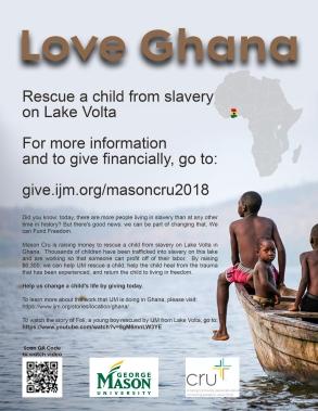 Love Ghana Poster